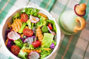 salad-on-a-table-in-bowl