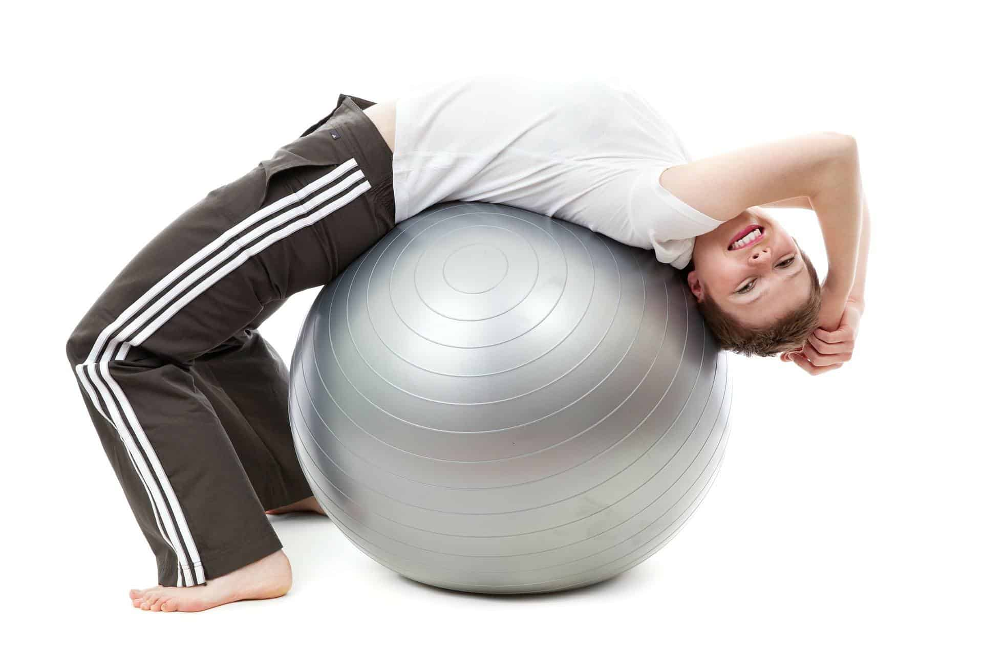 fitness-ball-girl