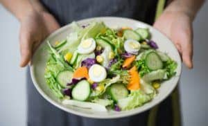 salad-in-the-plate